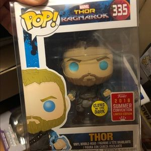 Thor sdcc Odin force funko gitd rare marvel